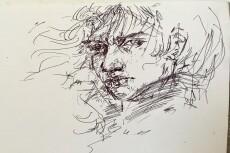 Рисую иллюстрации и портреты 27 - kwork.ru