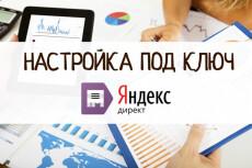 Настроим и запустим ЯндексДирект +ГуглАдВордс за два часа, качественно 15 - kwork.ru
