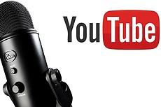 Озвучу ваш видеоблог Youtube 10 - kwork.ru