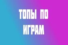 Рецензии на игры, а также обзор и анализ игровой индустрии 8 - kwork.ru
