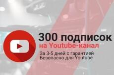 Шапка для Вашего канала YouTube 21 - kwork.ru