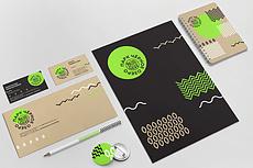 Создание дизайна полиграфии 9 - kwork.ru
