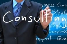 Индивидуальная очная бизнес-консультация 4 - kwork.ru