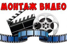 Создание видео/видеомонтаж/обработка видео 23 - kwork.ru