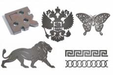 Макет для резки на плоттере, лазере, фрезе 14 - kwork.ru