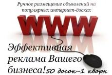 Ручное размещение на 65-ТОП досках + текст в подарок 23 - kwork.ru