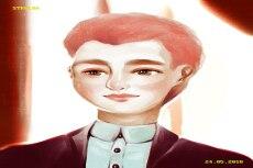 Нарисую портрет в мультяшном или ГТА стиле 10 - kwork.ru