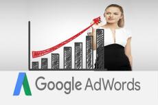 Настрою контекстную рекламу Я.Директ, Google Adwords 6 - kwork.ru