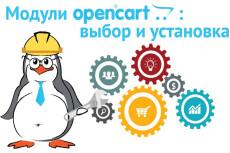 Установлю модуль упрощённой регистрации и заказа на OpenCart OcStore 6 - kwork.ru