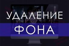Удалю фон с фотографии 9 - kwork.ru