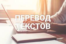 Выполню литературный перевод с английского на русский 11 - kwork.ru
