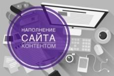 Ручное наполнение интернет-магазина товаром 39 - kwork.ru
