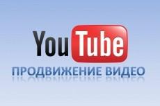 +2500 живых просмотров на видео YouTube 21 - kwork.ru