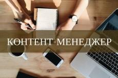 Ваш персональный контент-менеджер. Наполню сайт быстро и со вкусом 11 - kwork.ru