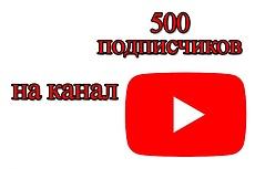 Шапка для YouTube канал, 2 варианта, исходники 20 - kwork.ru
