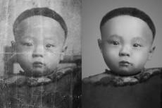 Реставрация и ретушь старых фотографий любой сложности 14 - kwork.ru