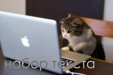 Быстро и качественно переведу Ваши записи в текст (с корректурой) 5 - kwork.ru