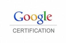Сертификат Google Adwords. Окажу помощь в получении и сдаче экзамена 6 - kwork.ru