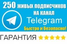 Раскрутка группы Вконтакте - плюс 600 живых подписчиков, продвижение 21 - kwork.ru