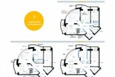 Выполню план расстановки мебели офиса, дома и т. д 24 - kwork.ru