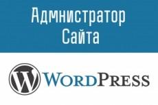 Оптимизация сайта на Wordpress 21 - kwork.ru