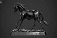Сделаю 3D модель c текстурированием и визуализацией 13 - kwork.ru