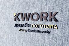 Обновлю Ваш старый дизайн логотипа в течение 24 часов 42 - kwork.ru