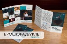 Дизайн листовки, флаера. Быстро и качественно 30 - kwork.ru