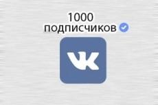 Подписчики в группу, паблик. Качество и Критерии 111 штук Вконтакте 18 - kwork.ru