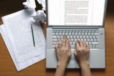 Грамотный набор текста, перевод аудио-, видеоматериала в текст 18 - kwork.ru