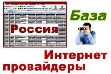 База интернет-магазинов России 8 - kwork.ru