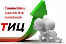 12 анкорных ссылок с высокими тиц 23 - kwork.ru