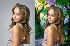 Реставрация старых фото 5 - kwork.ru