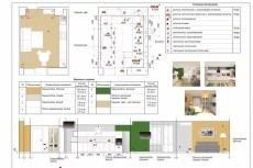 Дизайн-проект  комнаты или квартиры 9 - kwork.ru