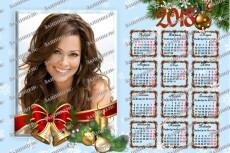 Открытки и календари 17 - kwork.ru