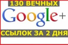 31 вечная ссылка с суммарным Тиц более 200000 + 170000 21 - kwork.ru