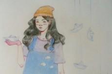 Нарисую 2D персонажа на основе Вашего описания (ч/б либо в цвете) 13 - kwork.ru