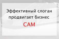 Слоган товарный, рекламный, для LP, корпоративный, ведущий 11 - kwork.ru