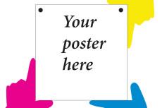 Нарисую плакат, афишу или постер 21 - kwork.ru