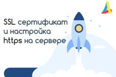 Установка или перенос любой CMS 12 - kwork.ru