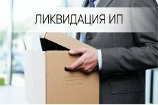 Подготовка документов для регистрации  ИП 22 - kwork.ru