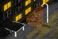 Персонажи, иллюстрации, поздравления, комиксы. Читать описание 40 - kwork.ru