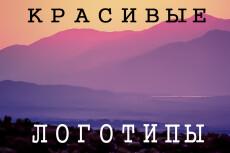 Создам логотип по нашему и вашему эскизу 33 - kwork.ru