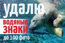 Профессиональная ретушь фото 39 - kwork.ru