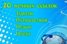 Размещу 100 постов со ссылками в 300 Twitter аккаунтах с PR 35 - kwork.ru