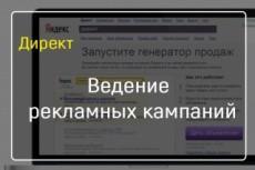 Создание и Настройка контекстной рекламы Яндекс.Директ 14 - kwork.ru