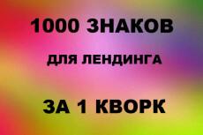 Напишу инструкцию по видео, фото или без них 3 - kwork.ru