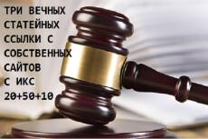 Размещу статью на стоматологическом сайте с 1-2 вечными ссылками 9 - kwork.ru