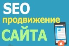 Продвину вашу страницу сайта по поисковым запросам 12 - kwork.ru