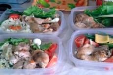 Подготовлю вкусные рецепты на неделю для похудения 24 - kwork.ru